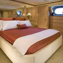 FAM Yacht Red Guest Stateroom