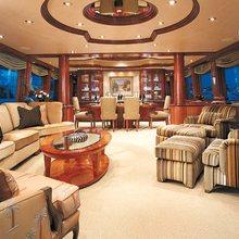 Risk & Reward Yacht Main Saloon