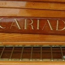 Cariad Yacht