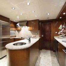 Dream Yacht Galley