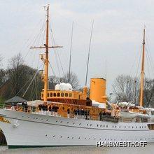 Dannebrog Yacht