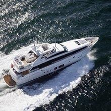Antheya II Yacht