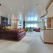 Pegasus VIII Yacht Master Stateroom