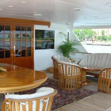 Constance Yacht Deck Seating
