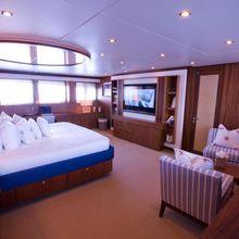 Regulus Yacht Master Stateroom