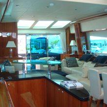 Diablo Blanco Yacht