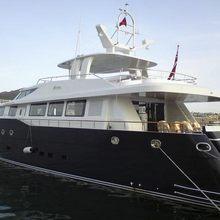 Ghanem Yacht