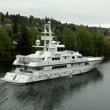 Ice Bear Yacht