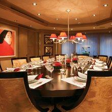 Majestic Yacht Dining Salon