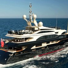 Australia Yacht Rear View