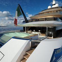 Isa Continental 80/ 01 Yacht