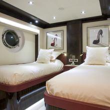Veneta Yacht Twin Stateroom