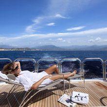 Panthera Cove Yacht