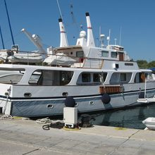 Mileanna K Yacht