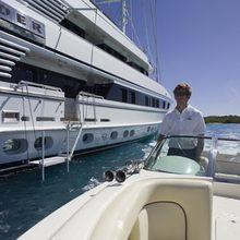 FAM Yacht Tender & Gangway