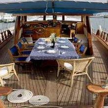 Agarttha Yacht
