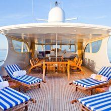 Vela Yacht Upper Deck