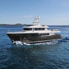 Darwin 106 Yacht
