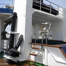 Sarsen Yacht Detail - Anchor