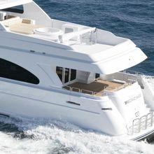 Dream Yacht Running Shot - Rear