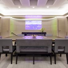 Apricity Yacht Formal Dining