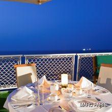 Al Mabrukah Yacht Sundeck - Evening