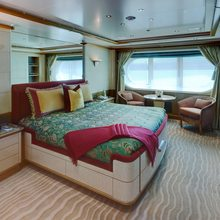 Pegasus VIII Yacht Guest Stateroom 3