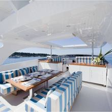 Marcelina of London Yacht