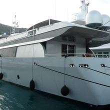 Blue Ice Yacht