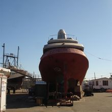 Sea Monster Yacht
