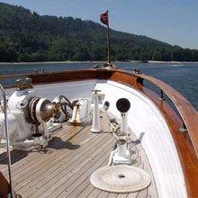 Taconite Yacht Deck