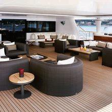 Kogo Yacht Exterior Seating