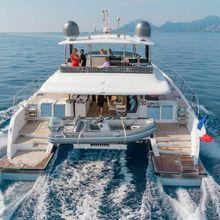 Vigilant 1 Yacht