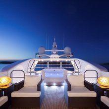 Be On It Yacht Sundeck - Night