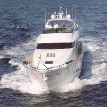 Barracuda Yacht