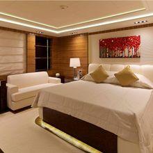 Natalina A Yacht VIP Cabin