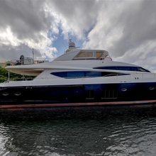 Blueprint Yacht