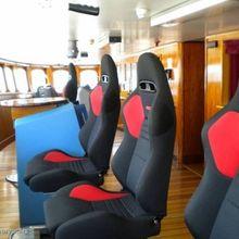 Sarsen Yacht Observation Seating