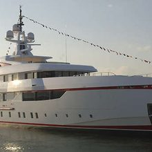 Forever One Yacht