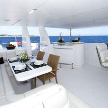 Maren Di Ponza Yacht