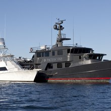 Pacific HQ Yacht