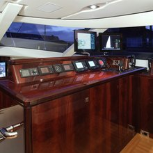 Valquest Yacht Pilothouse