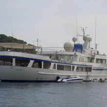Al Diriyah Yacht
