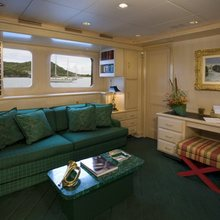 FAM Yacht Private Lounge & Study