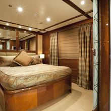 BB Yacht View into Guest Stateroom
