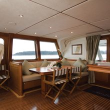 Corto Maltese Yacht Dining Table