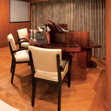 Reef Chief Yacht Piano & Seating