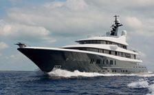 Lurssen superyacht 'Phoenix 2' to appear at Monaco Yacht Show 2019