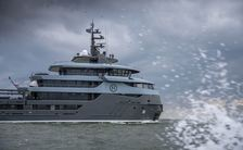 ragnar luxury yacht delivered