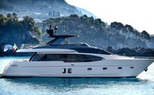 Brand new superyacht LUCKY joins the charter fleet in the Mediterranean